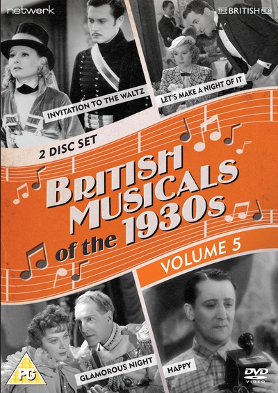 British Musicals of the 1930s: Volume 5 [Region 2] - DVD - New - Free Shipping.