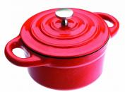 Ibili 725910R Mini Casserole Pot Round