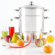 Torrex Induction Steam Juicer made of stainless steel Ø26/15L