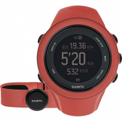 Suunto Ambit3 Sport GPS Heart Rate Monitor Coral, One Size