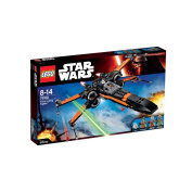 LEGO Star Wars Force Awakens Poe's X-Wing Fighter 75102