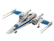 Revell Star Wars Build & Play EasyKit Episode Vii The Force Awakens, Resistance X-Wing Fighter with Sound Effects