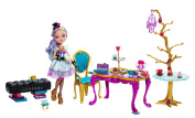 Ever After High - Madeline Hatter Hat-tastic Tea Party Playset - Includes Doll and Toy Accessories