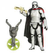 Star Wars The Force Awakens 9.5cm Forest Mission Captain Phasma Figure