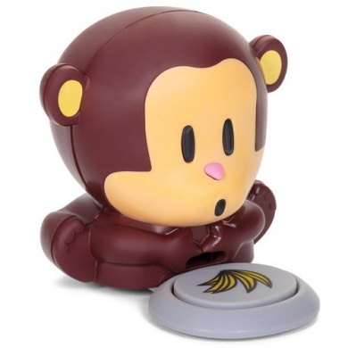 Tobar Monkey Nail Dryer Toy