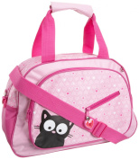 Pip & Co Girls Pink Holdall Small
