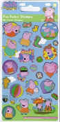 Paper Projects Peppa Pig Foiled Stickers