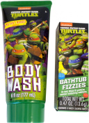 Teenage Mutant Ninja Turtles Bath Bundle