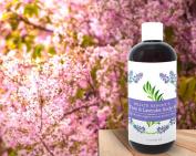Health Ranger's Tea Tree and Lavender Body Soap 350ml