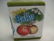 Filthy Balls Soap Spruce and Pettitgrain
