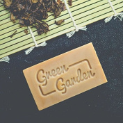 Green Garden Black Tea Handmade Soap 100ml
