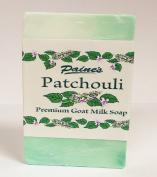 Paine's Patchouli Premium Goat Milk Soap 130ml bar