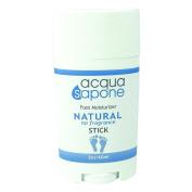 Acqua Sapone Natural Foot Moisturiser Stick Natural No Fragrance 2oz 60ml
