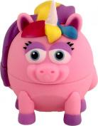 BeBe Bartoons Fun and Collectible Lip Balms - Unicorn (Birthday Cake Flavour) - 1 Pod Per Order