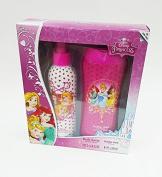 Disney Princess Body Spray 200ml SET Girls
