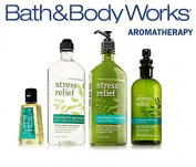 Bath & Body Works Aromatherapy Gift Set Eucalyptus Spearmint Body Lotion ~ Body Wash & Foam Bath ~ Pillow Mist & Small Sanitising Hand Gel