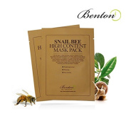 [BENTON] Snail Bee High content Sheet Mask Pack 10 pcs Korean cosmetic Korean beauty