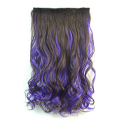 Alay & me Dyeing Collection Curly Hair Extensions