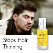 VIRGIN FOR MEN HAIR GROWTH OIL STRONG HAIR THICK HAIR