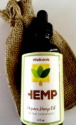 HEMP OIL Organic with Dropper