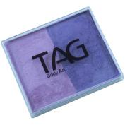 TAG 2 Colour Split Cake - Pearl Purple and Pearl Lilac