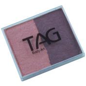 TAG 2 Colour Split Cake - Pearl Blush and Pearl Wine