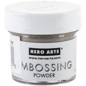 Hero Arts Embossing Powder 30ml-Platinum