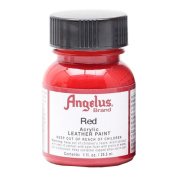 Angelus Leather Paint 30ml Red