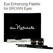 Au Naturale Organic Eye Enhancing Palette for Brown Eyes
