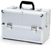TZ Case Beauty Case #TC-06 SD Silver Dot