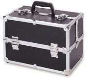 TZ Case TC06 Beauty Case - Black Dot TC-06-BD