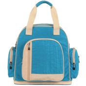 Orgrimmar Multifunction Nappy Tote Bags Baby Nappy Bag Larger Capacity Mummy Handbag Backpack