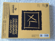 Canson Calligraphy Paper XL Series 20cm X 28cm natural white and antique finish, 50 sheets