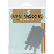 Paper Smooches Die-Easel