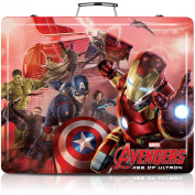 Marvel Avengers Age of Ultron 200 Piece Deluxe Stationery and Art Craft Set