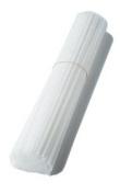 Premium Balloon Accessories Plastic Balloon Stick, 41cm , White