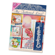 The Tattered Lace Magazine Issue 23 with Delicate Congratulations Cutting Die Cutting