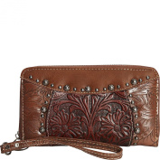 Trinity Ranch Women's Tooled Wallet