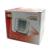 Personal Health Care Automatic Wrist Blood Pressure Monitor