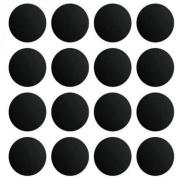 Wootile 48 Circle 2.5cm Blackboard Wall Sticker Blackboard Labels
