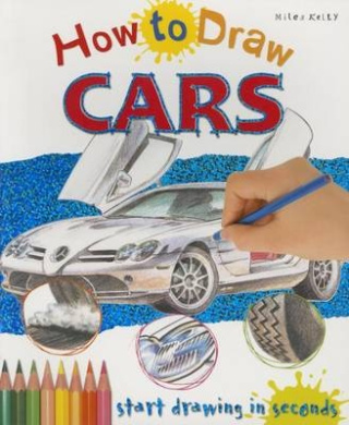 How to Draw Cool Cars: Start Drawing in Seconds (How to Draw)