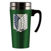Attack On Titan - Scout Logo Travel Mug