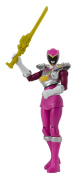 Power Rangers Dino Super Charge - 13cm Dino Drive Pink Ranger Action Figure
