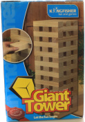 Cofystore Giant Tumbling Tower Brown