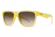 Smith Optics Lowdown Slim Sunglasses, Lemon Frame, Brown Gradient Lens