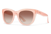 Smith Optics Sidney Sunglasses, Blush Frame, Sienna Gradient Lens