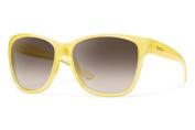 Smith Optics Ramona Sunglasses, Lemon Frame, Brown Gradient Lens