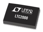 LINEAR TECHNOLOGY LTC2000ACY-11#PBF Digital to Analogue Converter, 11 bit, 2.7 GSPS, Parallel, Serial, BGA, 170