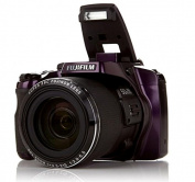 FUJIFILM FINEPIX S9900W S9950W 16.2MP Wi-Fi 50X OPTICAL ZOOM HD DIGITAL CAMERA S9900W PURPLE