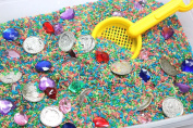 Buried Treasure Themed Sand Toy - Sand Toy, Beach Toy, Sandbox Toy, Wet Sand Sensory Bin